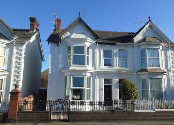 Thumbnail 3 bed semi-detached house for sale in Queen Victoria Road, Llanelli