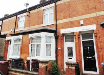 Thumbnail 2 bed terraced house for sale in Craig Road, Gorton, Manchester