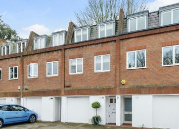 Thumbnail 4 bed town house for sale in Parkwood Mews, London