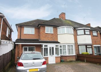 Thumbnail 5 bed semi-detached house for sale in Wicklow Drive, Leicester, Leicestershire
