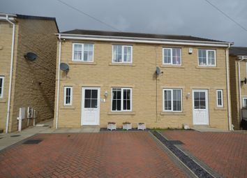 Thumbnail 3 bed semi-detached house for sale in Edge Arpers Croft, Dewsbury