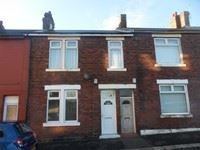 Thumbnail 2 bedroom flat to rent in Chatton Street, Wallsend