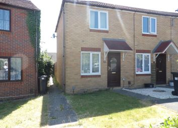 Thumbnail 1 bed end terrace house to rent in Radley Close, Hedge End, Southampton
