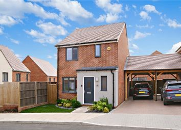 Thumbnail 3 bed property for sale in Bailey Drive, Castle Hill, Ebbsfleet Valley, Kent