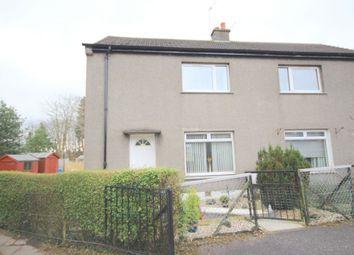 Thumbnail 2 bed semi-detached house for sale in 4 Thornton Place, Fauldhouse, West Lothian