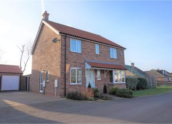 Thumbnail 4 bed detached house for sale in Fallowfield Road, Scartho