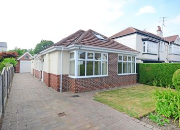 Thumbnail 4 bed detached bungalow for sale in Chatsworth Road, Dore, Sheffield