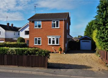 Thumbnail 3 bed detached house for sale in West Street, Long Sutton