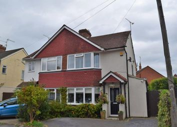 Thumbnail 2 bed semi-detached house for sale in Sinhurst Road, Camberley