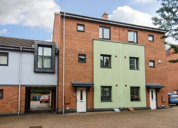 Thumbnail 4 bed semi-detached house for sale in Strawberry Lane, Lichfield