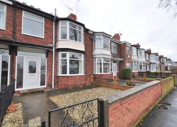 Thumbnail 3 bedroom terraced house to rent in Pickering Road, Hull