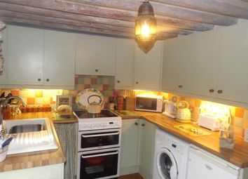 Thumbnail 2 bed cottage to rent in Goose Green, Ashill, Thetford