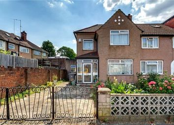 Thumbnail 3 bed end terrace house for sale in Heather Road, London