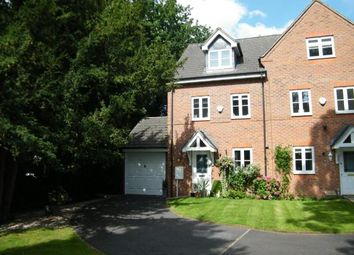 Thumbnail 3 bed end terrace house for sale in Selwyn Road, Burntwood