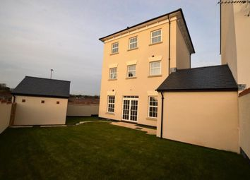 Thumbnail 4 bed link-detached house for sale in Sherford Village, Haye Road, Plymouth, Devon