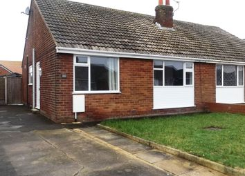 Thumbnail 2 bed semi-detached bungalow to rent in Blythe Avenue, Thornton Cleveleys