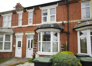 Thumbnail 2 bed terraced house to rent in Marshalls Road, Raunds, Wellingborough, Northamptonshire