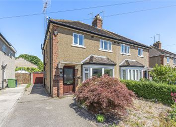 Thumbnail 4 bed semi-detached house for sale in Cranmer Road, Oxford
