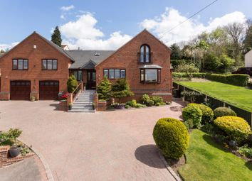 Thumbnail 4 bed detached house for sale in Griffydam, Leicestershire