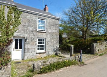 Thumbnail 2 bed semi-detached house for sale in Trescowe, Penzance, Cornwall