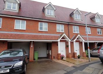Thumbnail 3 bed terraced house for sale in Mansfield Way, Irchester, Wellingborough