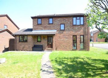 Thumbnail 4 bed detached house for sale in Tithe Barn Drive, Maidenhead, Berkshire