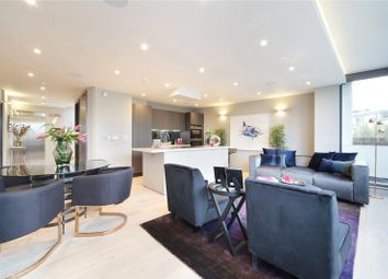 Thumbnail 2 bed flat to rent in Cotswolds Mews, Battersea Square Mews, Battersea, London
