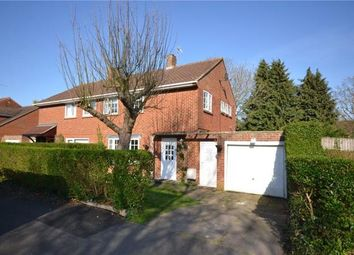 Thumbnail 3 bed semi-detached house for sale in Weycrofts, Bracknell, Berkshire