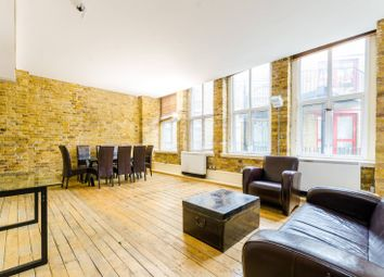 Thumbnail 1 bed flat to rent in Tabernacle Street, Shoreditch