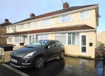 Thumbnail 3 bed end terrace house for sale in Novers Park Road, Knowle, Bristol
