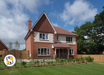Thumbnail 4 bed detached house for sale in Horsham Road, Cranleigh