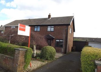 Thumbnail 3 bed semi-detached house for sale in Lancaster Avenue, Golborne, Warrington, Cheshire