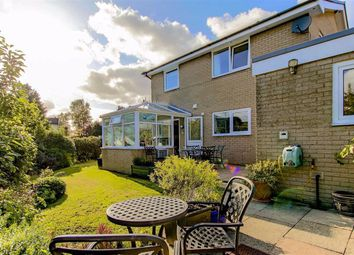 Thumbnail 4 bed detached house for sale in Gorrell Close, Burnley, Lancashire