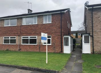 Thumbnail 2 bedroom maisonette to rent in Stourton Close, Knowle