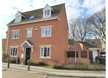 Thumbnail 4 bed detached house for sale in Murray Way, Leeds