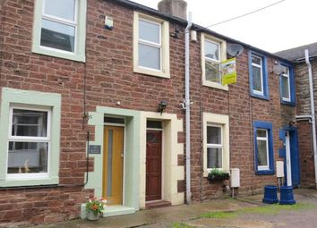Thumbnail 2 bed terraced house for sale in Station Road, Aspatria, Wigton