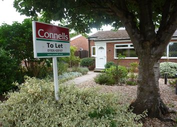 Thumbnail 2 bed bungalow to rent in Buckden Close, Warwick