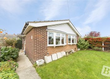 Thumbnail 2 bed detached bungalow for sale in Hearsall Avenue, Chelmsford, Essex