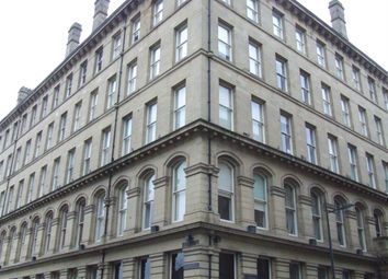 Thumbnail 2 bed flat to rent in Behrens Warehouse, 26 East Parade, Bradford