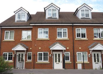 Thumbnail 3 bed terraced house for sale in Hindmarch Crescent, Hedge End, Southampton