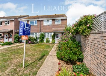 Thumbnail 3 bed end terrace house to rent in Ketch Road, Littlehampton