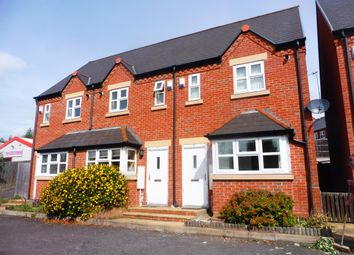 Thumbnail 1 bedroom end terrace house to rent in Station Street, Cradley Heath