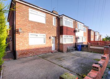 Thumbnail 2 bed flat for sale in Greenlaw, East Denton, Newcastle Upon Tyne