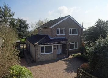 Thumbnail 4 bedroom detached house for sale in Mount Lane, Kirkby-La-Thorpe, Sleaford