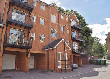 Thumbnail 2 bed flat for sale in Riverdene Place, Bitterne Park, Southampton