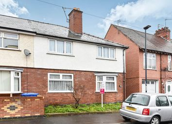Thumbnail 3 bed semi-detached house for sale in Gladstone Street, New Normanton, Derby