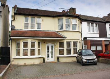 Thumbnail 4 bedroom semi-detached house for sale in Higham Station Avenue, Chingford