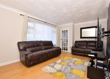 Thumbnail 3 bedroom end terrace house for sale in Franklin Road, Gravesend, Kent