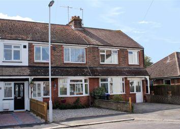 Thumbnail 3 bed terraced house for sale in Chancton Close, West Worthing, West Sussex