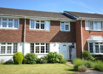 Thumbnail 3 bed terraced house for sale in Pennington Close, Pennington, Lymington